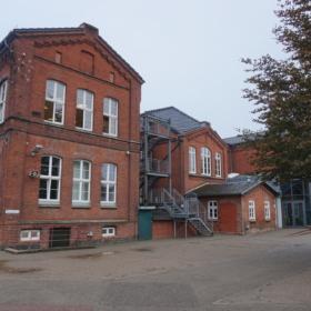 Schulzentrum Wittenburg Außenansicht